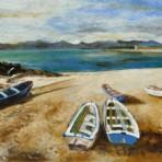Plage de la Baie de Vigo