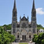 Montligeon (61) 1  Sanctuaire Notre-Dame de Montligeon