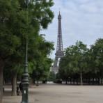 Paris (75) Allée du Champs de Mars