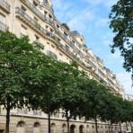 Paris (75) Immeuble haussmannien